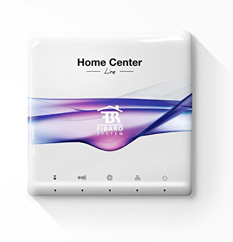Wireless Smart Home Controller up to 230 Devices FIBARO Center Lite Z-Wave 220 V